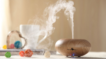 Best Essential Oil Diffusers 2016 Top 5 Reviews & Buying Guide