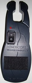 Venoscope II Transilluminator Adult / Baby Vein Finder